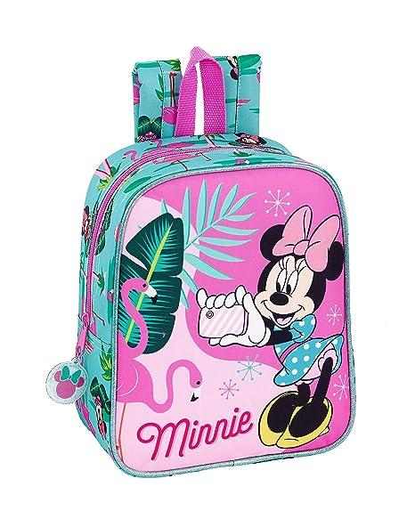 """Minnie Mouse """"Palms"""" Oficial Mochila Infantil 220x100x270mm"""