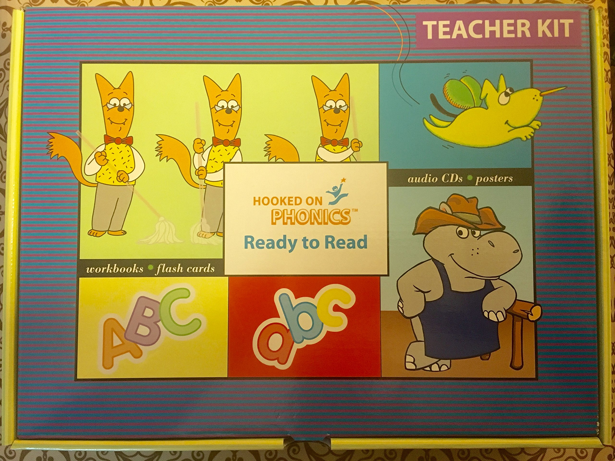 Hooked on Phonics Ready to Read - Teacher Kit - Levels 1 2 3 pdf epub