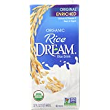 RICE DREAM Enriched Original Organic Rice Drink, 32 fl. oz. (Pack of 6)