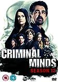 Criminal Minds Season 12 [DVD]
