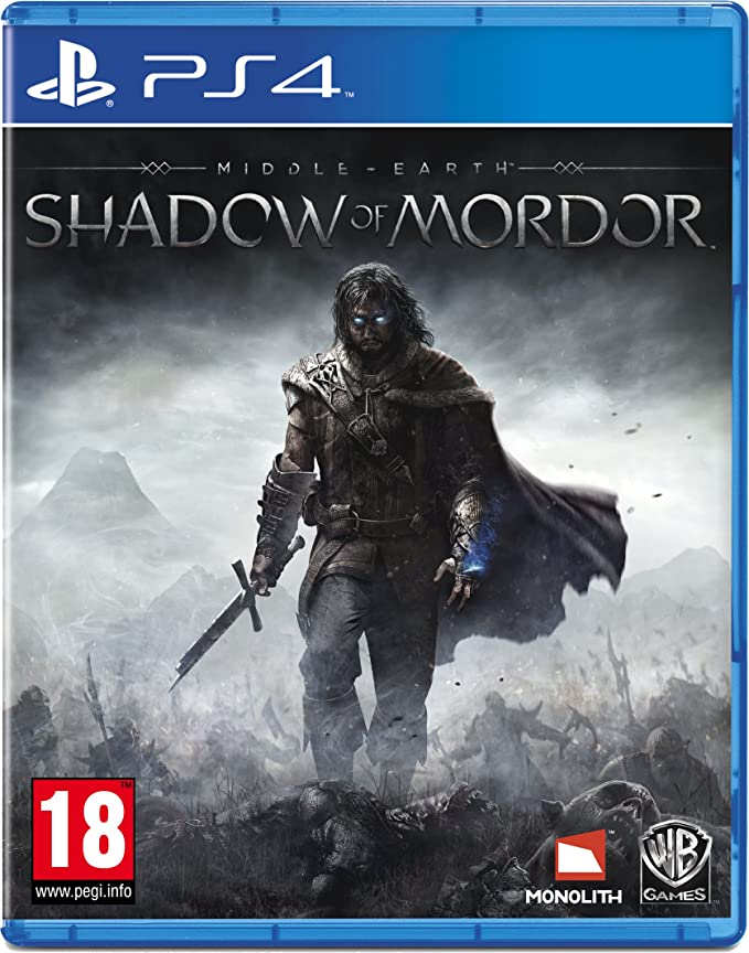 Middle-Earth: Shadow of Mordor GOTY (PS4): Amazon co uk: PC & Video