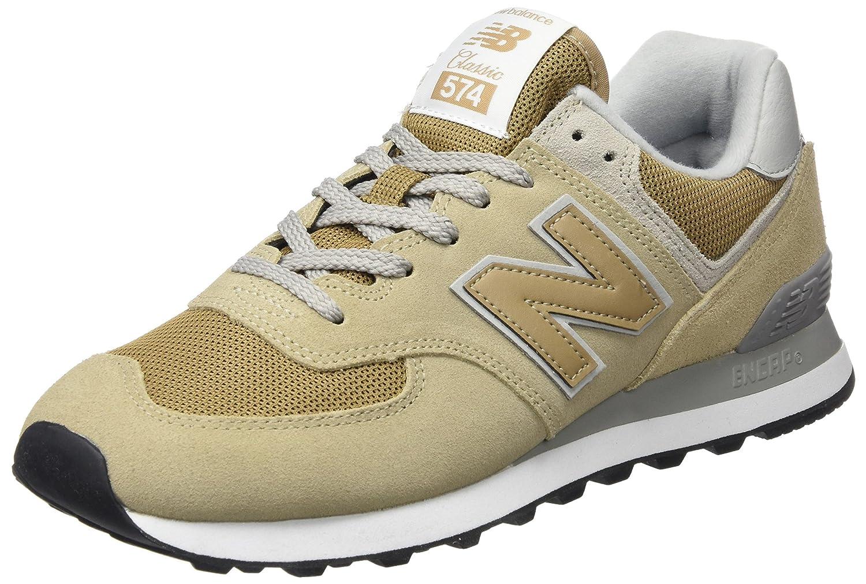 New Balance Herren 574v2 Sneaker  40.5 EU|Mehrfarbig (Hemp)
