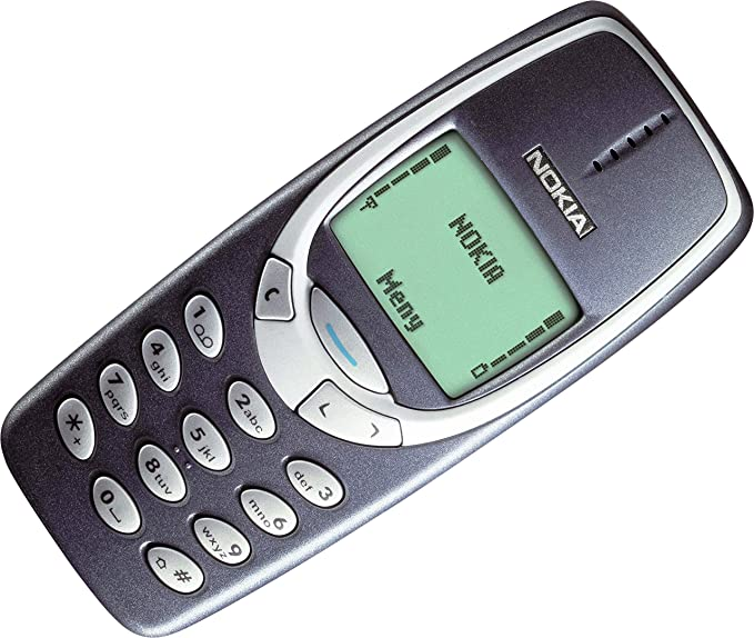 Amazon.com: Nokia 3310 Unlocked GSM Retro Stylish Cell Phone