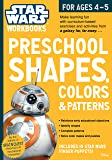 Star Wars Workbook: Preschool Shapes, Colors, and Patterns (Star Wars Workbooks)