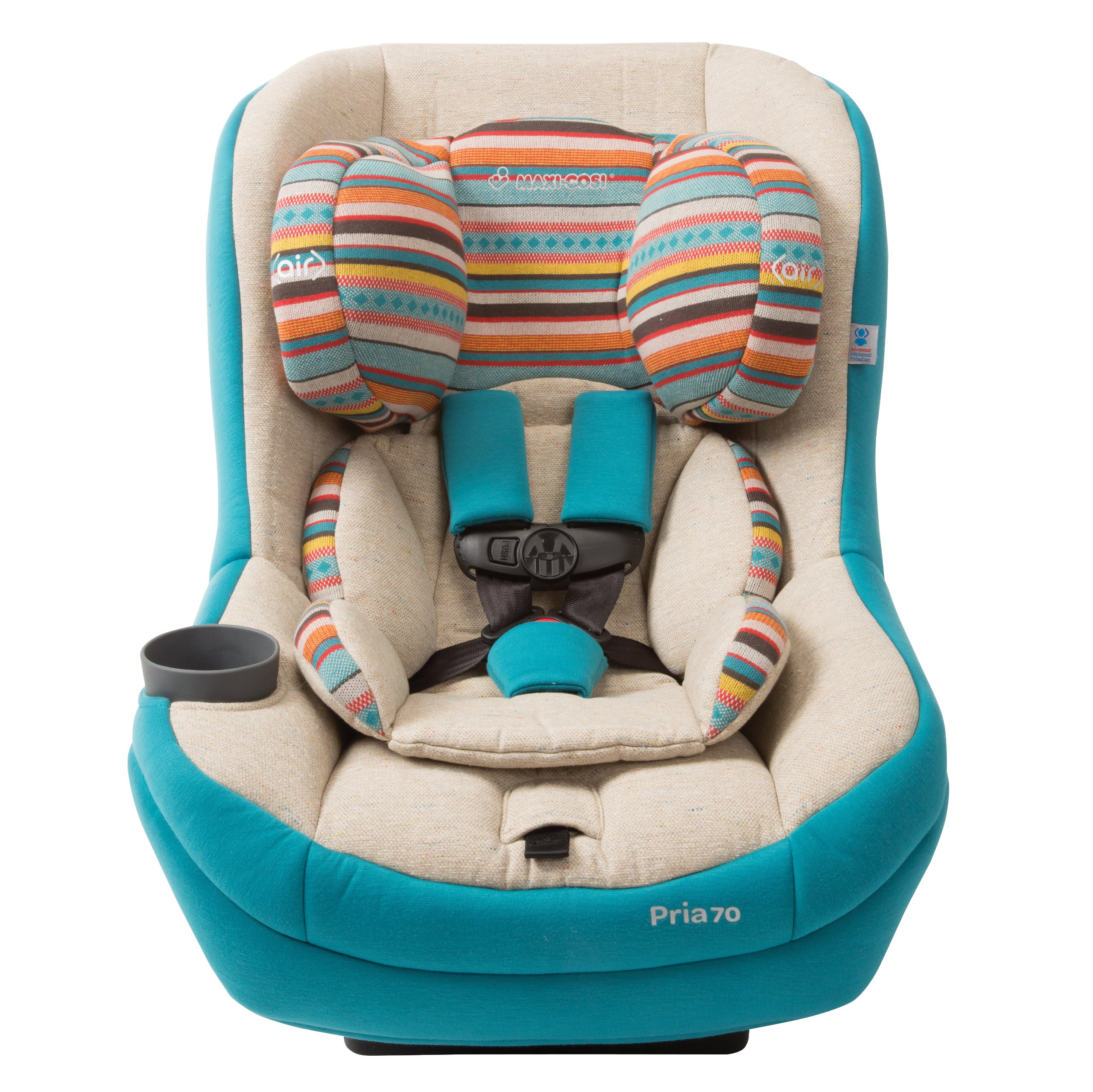 Maxi-Cosi Pria 70 Convertible Car Seat, Bohemian Blue (Discontinued by Manufacturer)