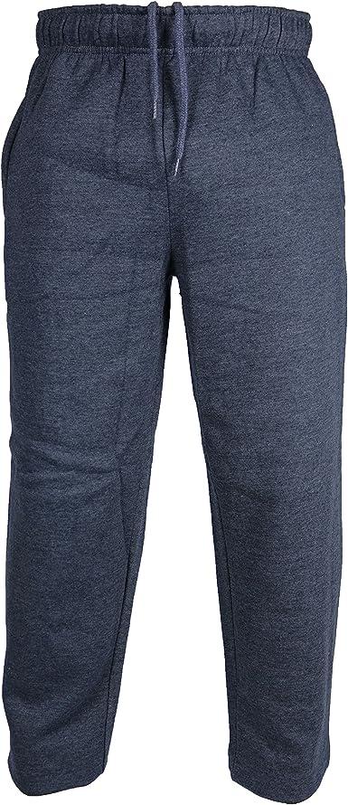 Carabou Pantalón De Chándal Hombre Elástico Pantalones De Cintura ...