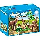 Playmobil - 6817 - Jeu - Famille de Cerfs