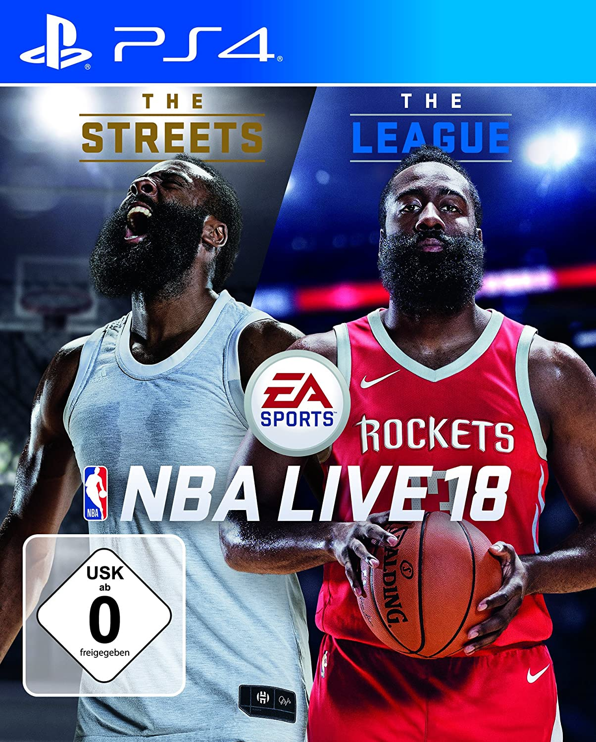 NBA LIVE 18: The One Edition - [PlayStation 4]: Amazon.de: Games