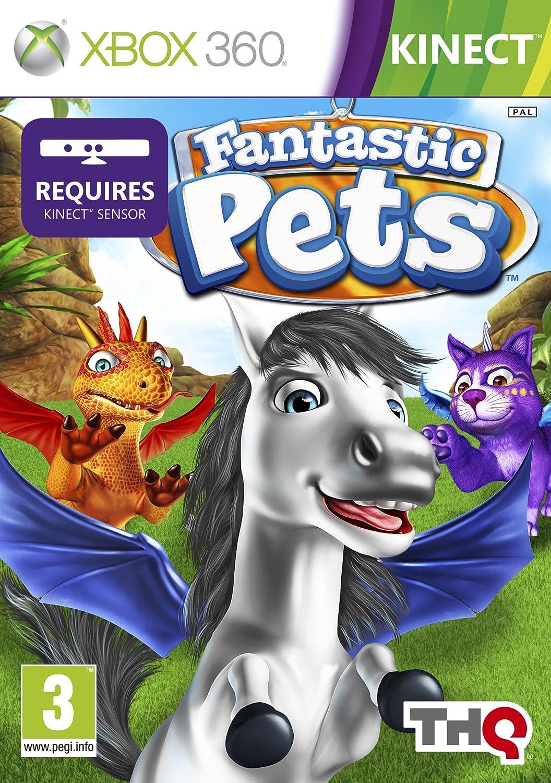 Fantastic Pets - Kinect Compatible (Xbox 360) [Importación inglesa]: Amazon.es: Videojuegos