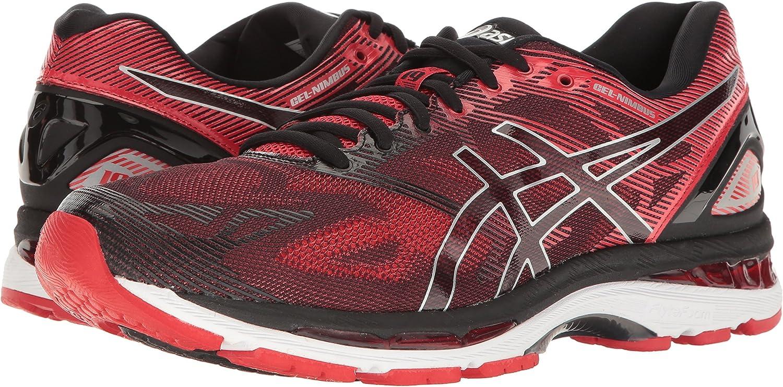 Asics Gel-Nimbus 19 - Zapatillas de Correr para Hombre, Color Negro, Color Negro, Talla 42.5 EU: Amazon.es: Zapatos y complementos