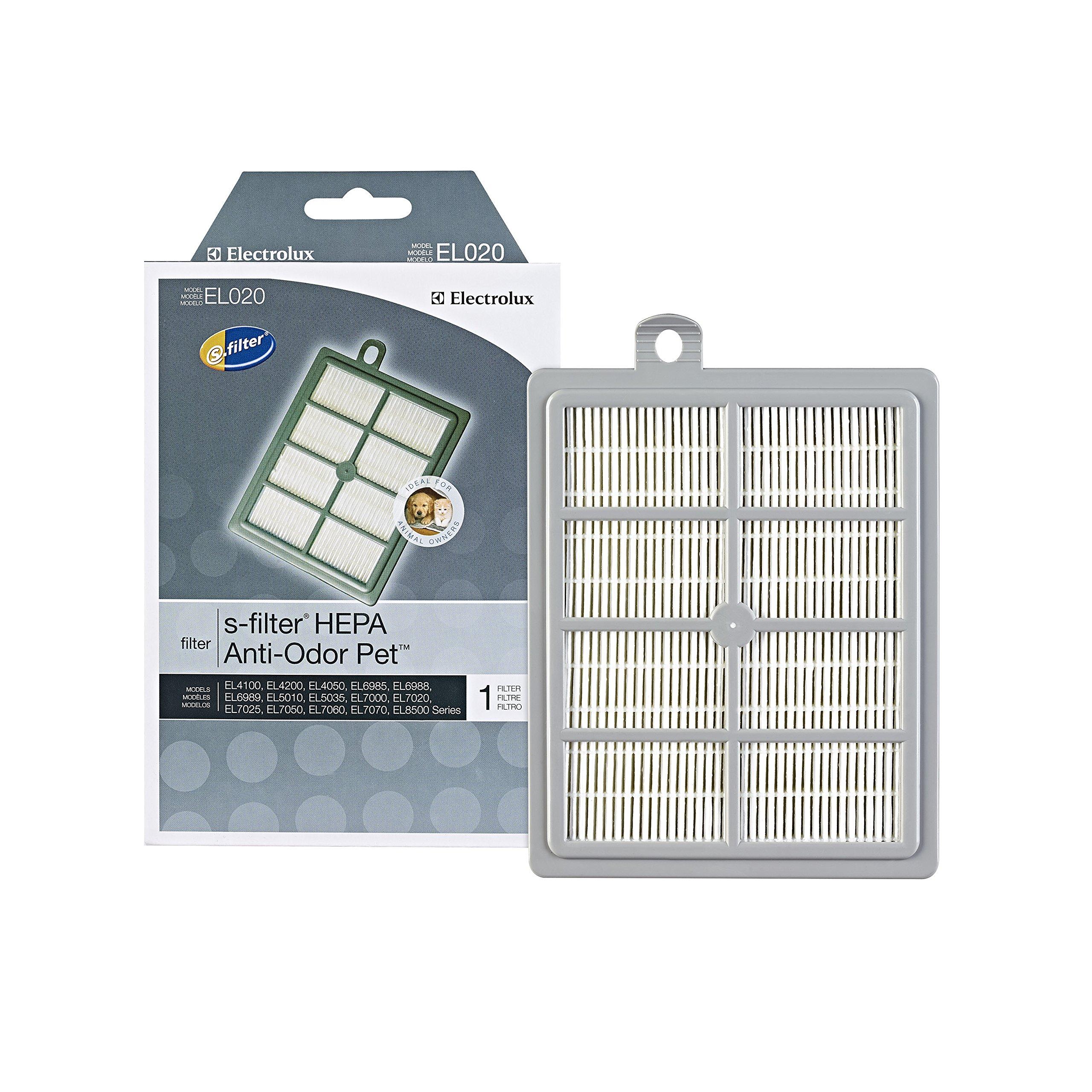 Genuine Electrolux Anti-Odor HEPA Filter EL020 by Electrolux