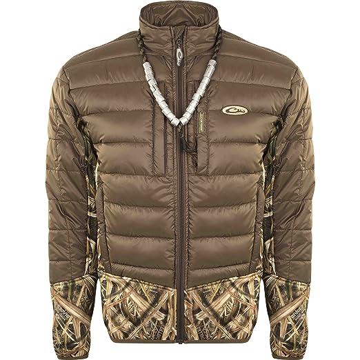 7530409abd9 Drake Waterfowl Men's Double Down Endurance Hybrid Liner Full-Zip Jacket at  Amazon Men's Clothing store: