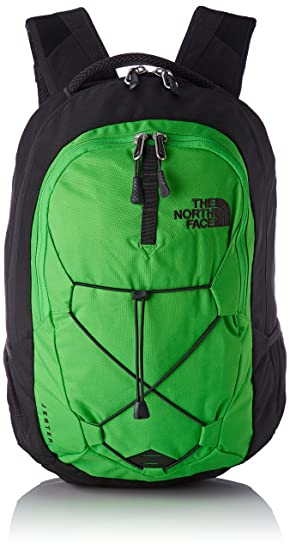 fbbee2e8cc The North Face Jester Sac à dos Vert: Amazon.fr: Sports et Loisirs