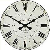 Roger Lascelles Grand Clockmaker Clock, 23.6-Inch
