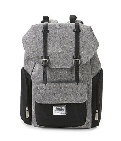 837dff052e64 Amazon.com   Eddie Bauer Legend Flap Top Diaper Bag