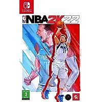 لعبة ان بي ايه 2K22 الاصدار العادي (حصري أمازون) (نينتندو سويتش) - نسخة المملكة العربية السعودية.