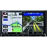 パナソニック カーナビ ストラーダ CN-RE04D フルセグ/VICS WIDE/SD/CD/DVD/USB/Bluetooth/Wi-Fi 7V型 CN-RE04D
