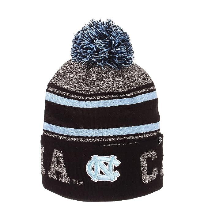 60bed29f Amazon.com: Zephyr Hats University of North Carolina UNC Orbit Knit ...