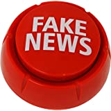 Fairly Odd Novelties Donald Trump Fake News Sound Button Gag Gift Novelty - 7 Fake News Sayings