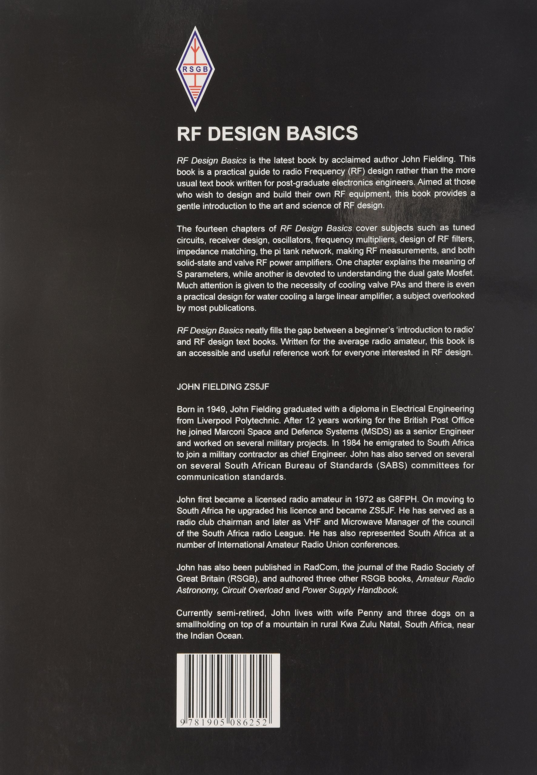 RF Design Basics: Amazon co uk: John Fielding: 9781905086252