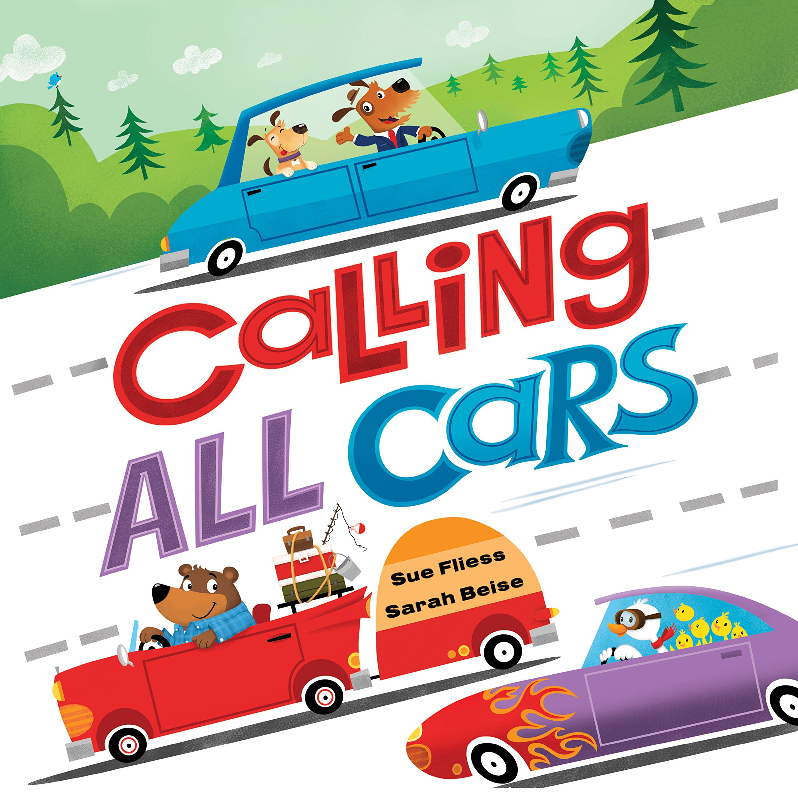 Read Online Calling All Cars ebook