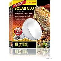 EXO TERRA Bombilla Solar GLO Vapor de Mercurio, 160 W