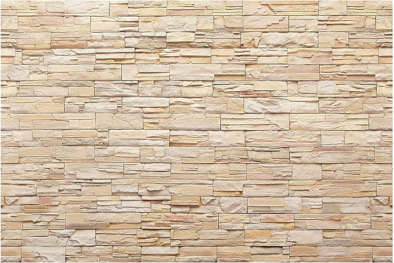 Steinmauer Asian Stonewall Quer 2:3 40cm x 60cm Bilderwelten Spritzschutz Glas