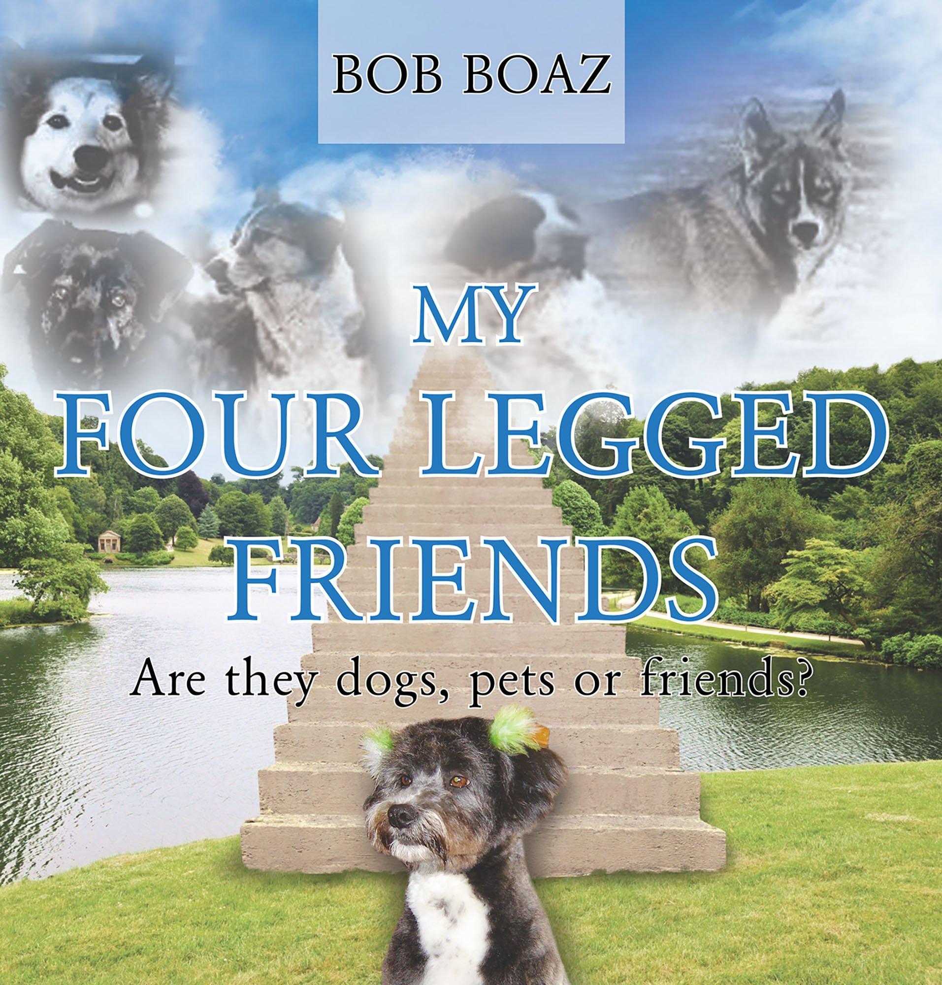 My Four Legged Friends pdf