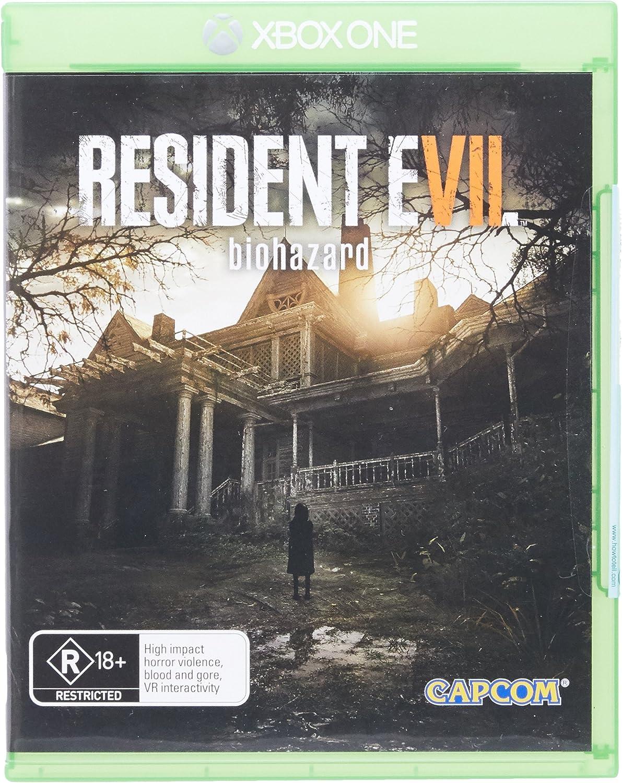 Resident Evil 7, Xbox One: Amazon.es: Videojuegos