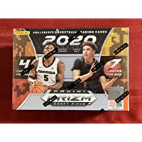 $62 » 2020/21 Panini Prizm Draft Picks Basketball BLASTER box (28 cards/box)