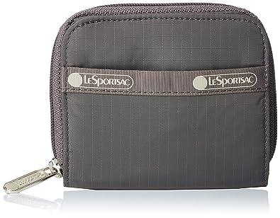 a34d022e8368 Amazon   [レスポートサック] 財布 CLAIRE K743:チャコールシークレット ...