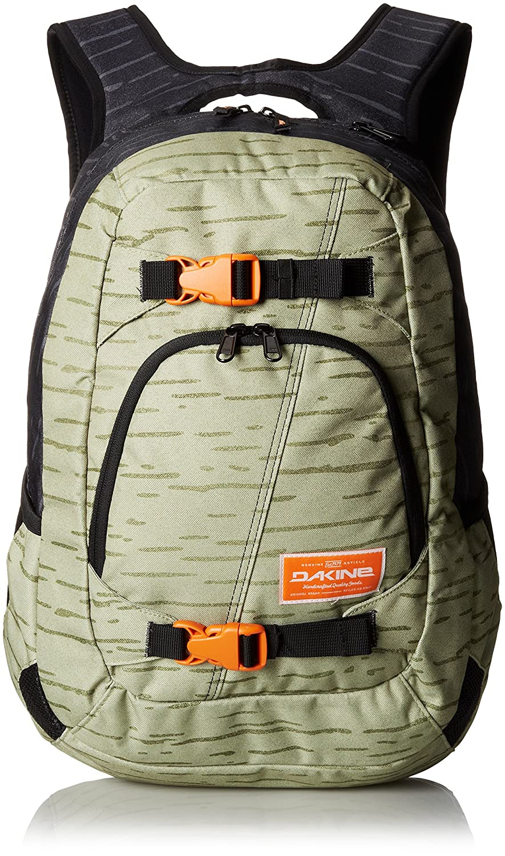 Dakine Explorer 26L Backpack, Casual, Unisex Men's Rucksack Explorer 26 Liters Bianco (Birch) 50 x 30 x 25 cm