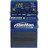 DigiTech jmsxt JamMan Solo XT Stereo Compact Looper Pedal (micro-SDHC Kartenslot, mini-USB-B 2.0)