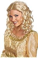 Disguise Women's Disney Maleficent Movie Aurora Costume Wig