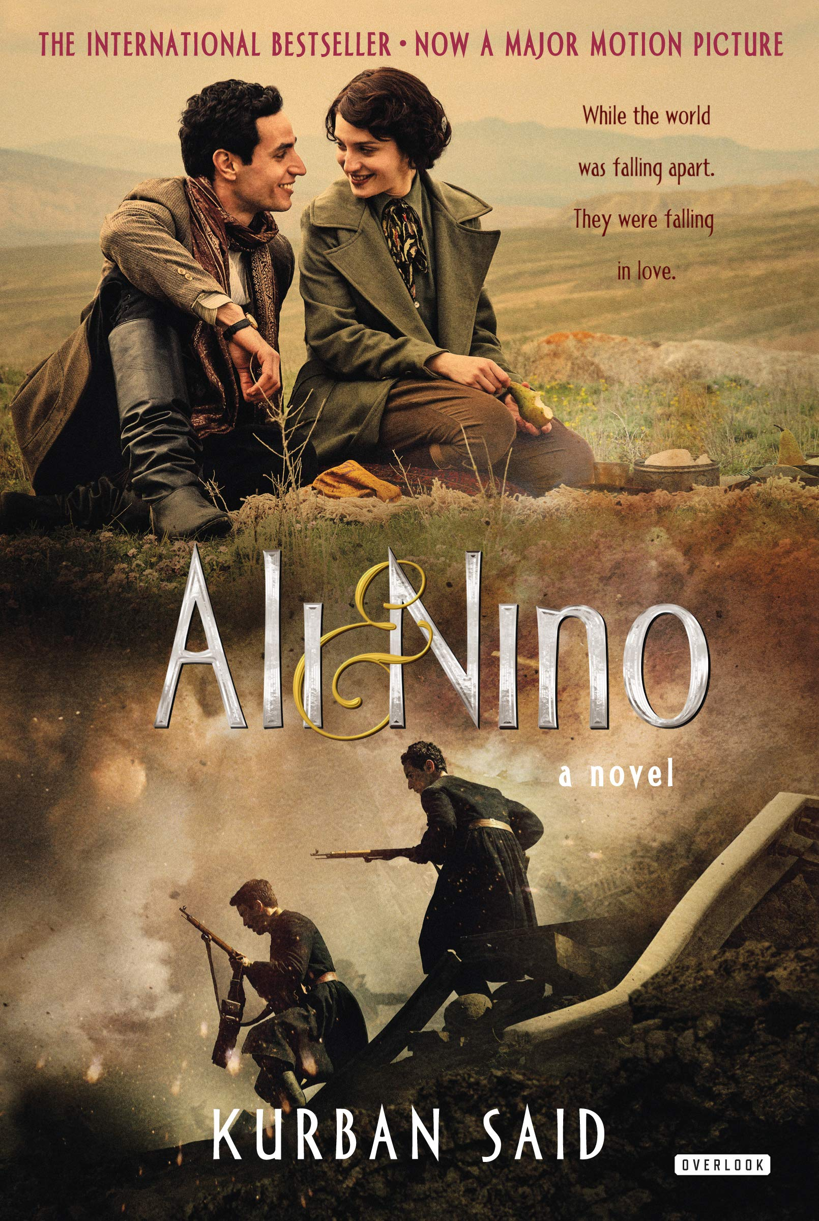 Картинки по запросу ali and nino book kurban said