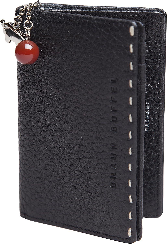 Genuine Leather Black Braun Buffel Wallet for women