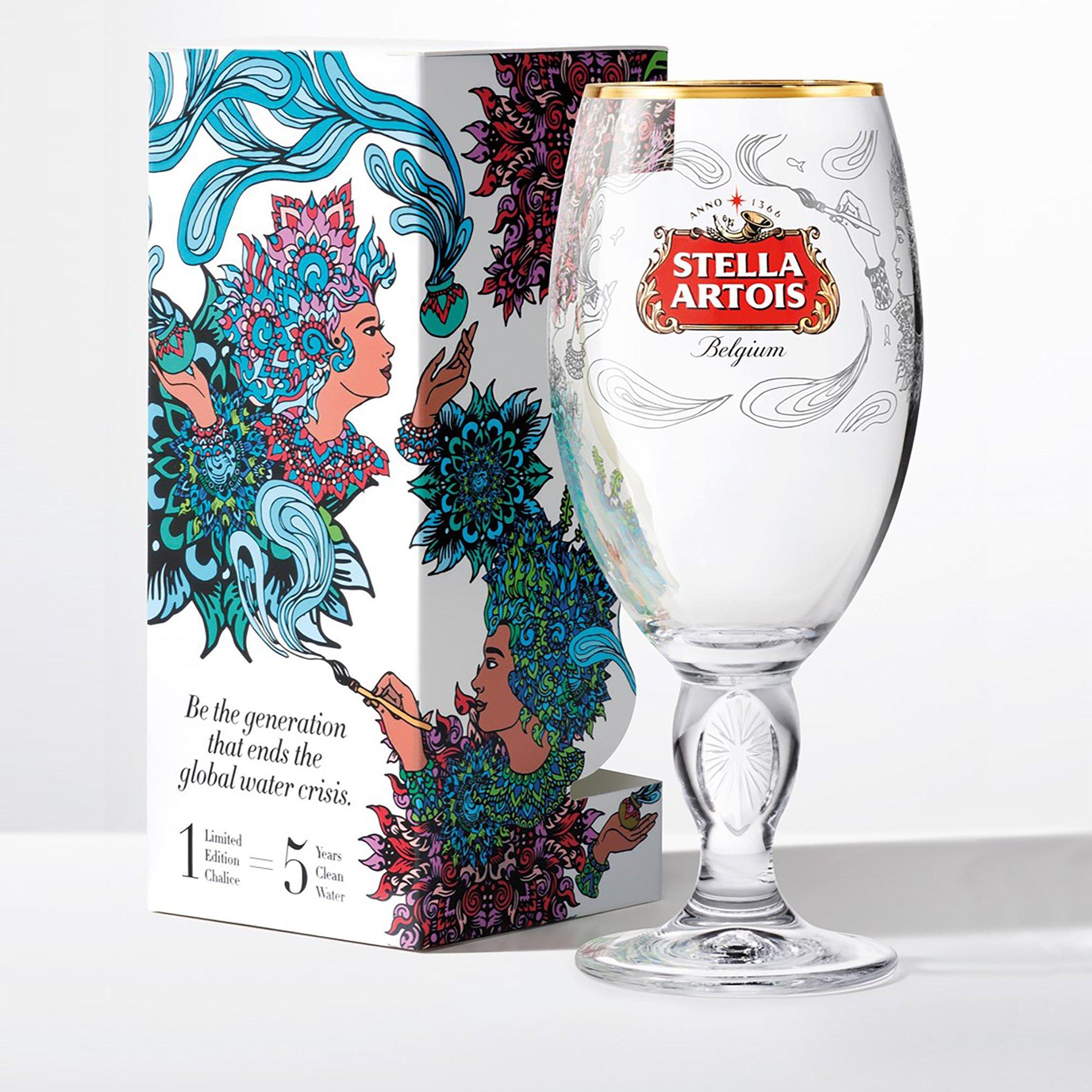 Stella Artois Limited Edition Cambodia Chalice, 33cl by Stella Artois (Image #2)