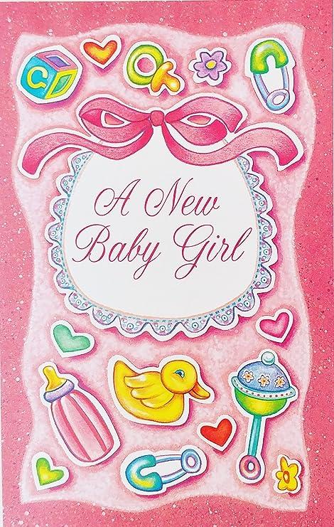 Amazon.com: Un Nuevo bebé niña –