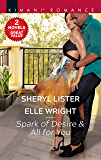 Spark of Desire & All for You (Hunters of Sacramento Book 3)