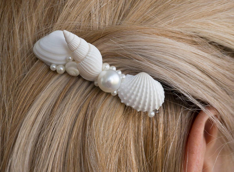 Mermaid Hair Barrettes