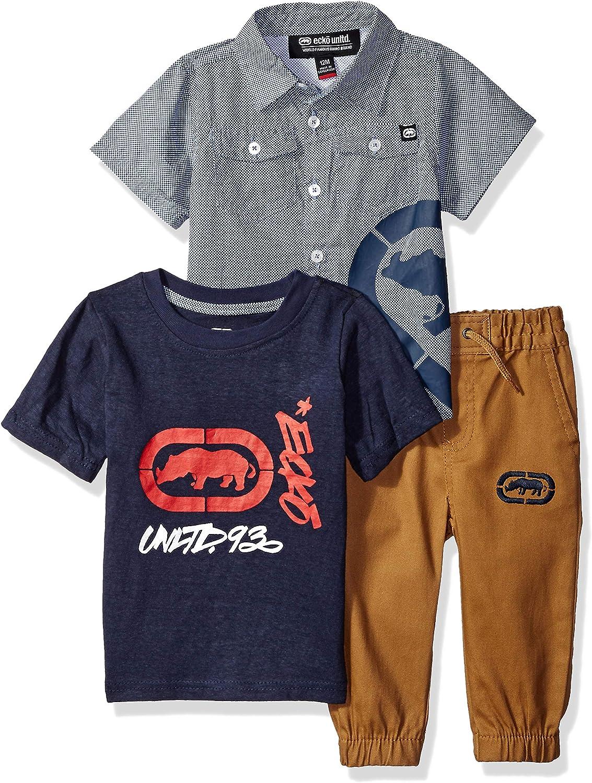 and Pant Set Marc Ecko Boys Printed Sport T-Shirt