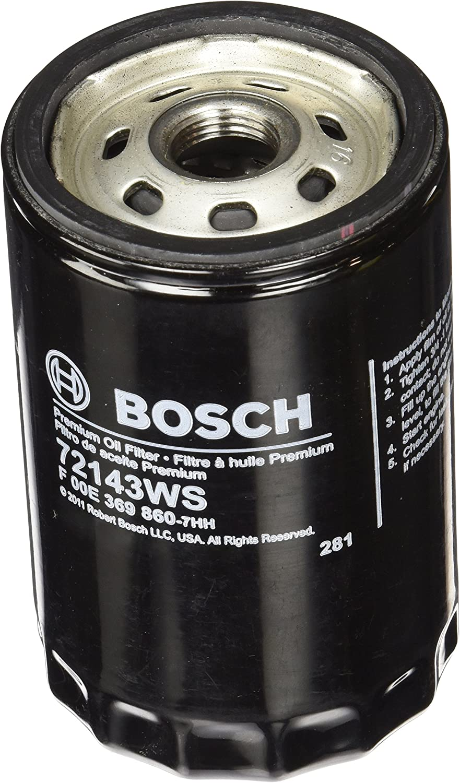 Bosch 72143WS / F00E369860 Workshop Engine Oil Filter