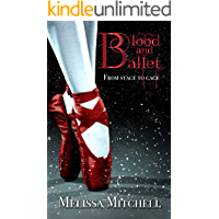 Blood and Ballet book cover