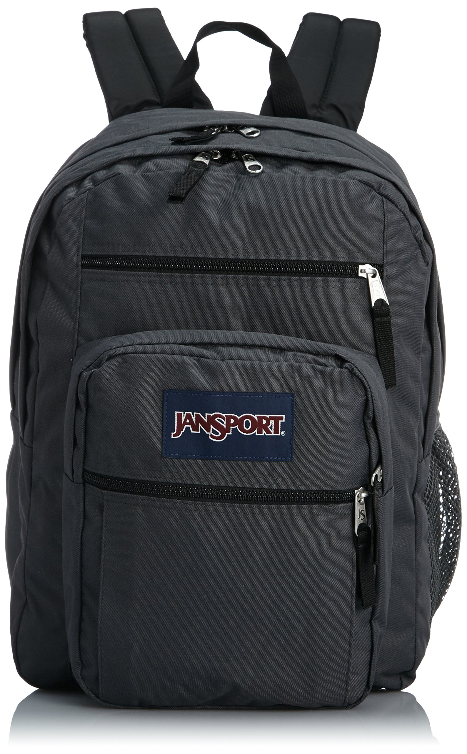 JanSport Big Student Classics Series Backpack - Forge Grey