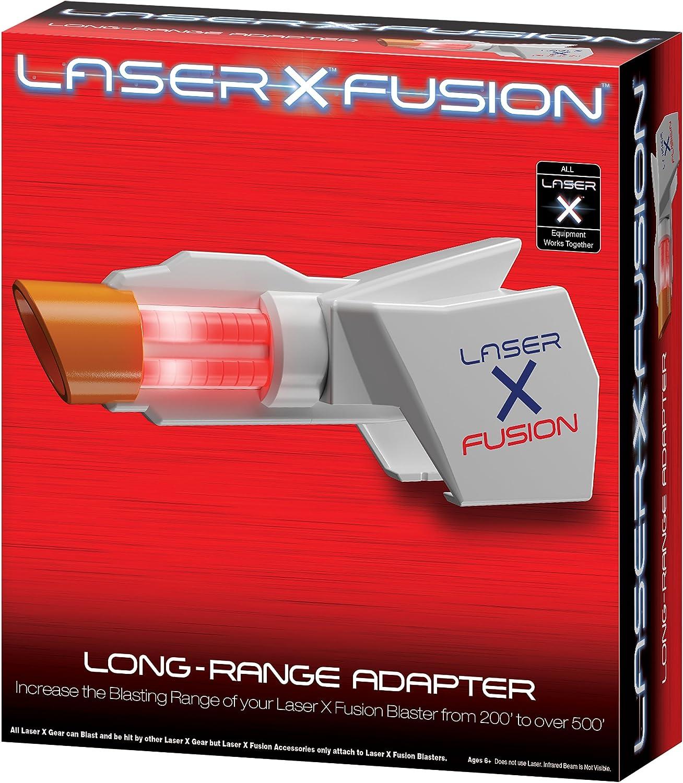 Laser X Fusion Long Range Adaptor