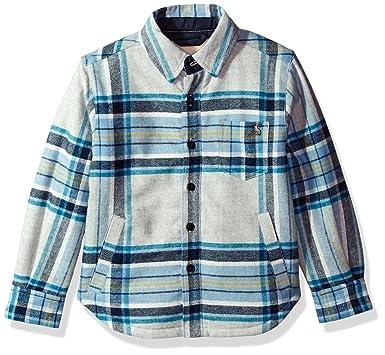 e5a0affa0 Amazon.com  Joules Boys  Ronan Fleece Lined Shirt Jacket  Clothing