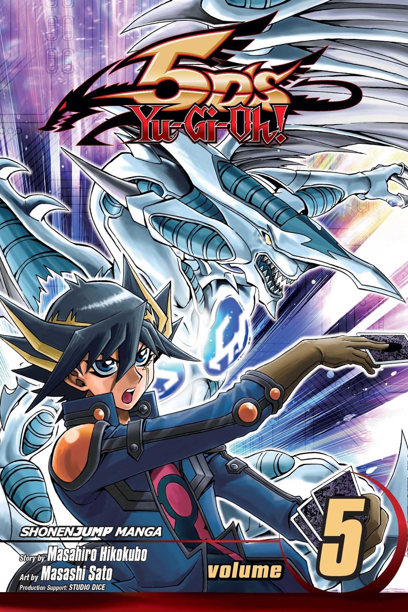 Yu-Gi-Oh! 5d's, Volume 5