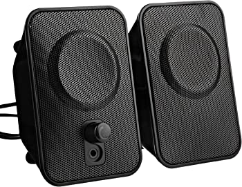 A150AmazonBasics AC Powered Computer Speakers