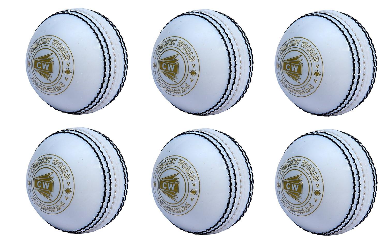 3M CW-Set mit Spin mit Soft-PVC, mit Kricket-Ball für Standard- und, Du Cricket World