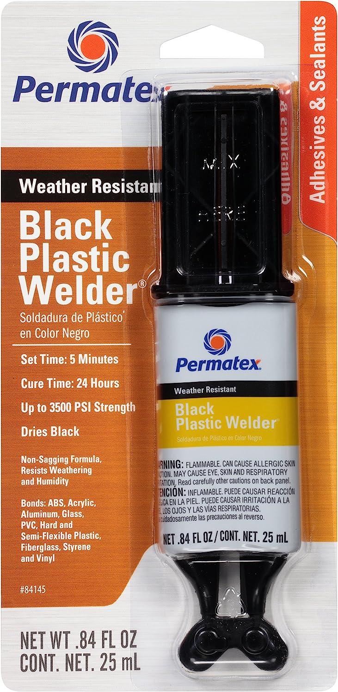 Permatex黑色塑料焊工
